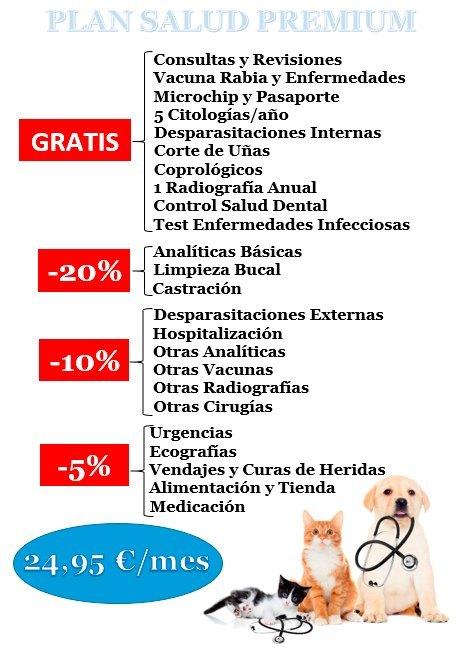 Plan Salud Perro Gato Premium